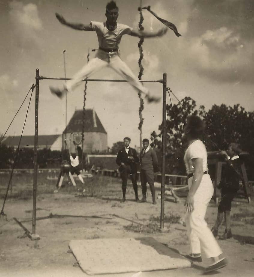 Hainburg 1925,1